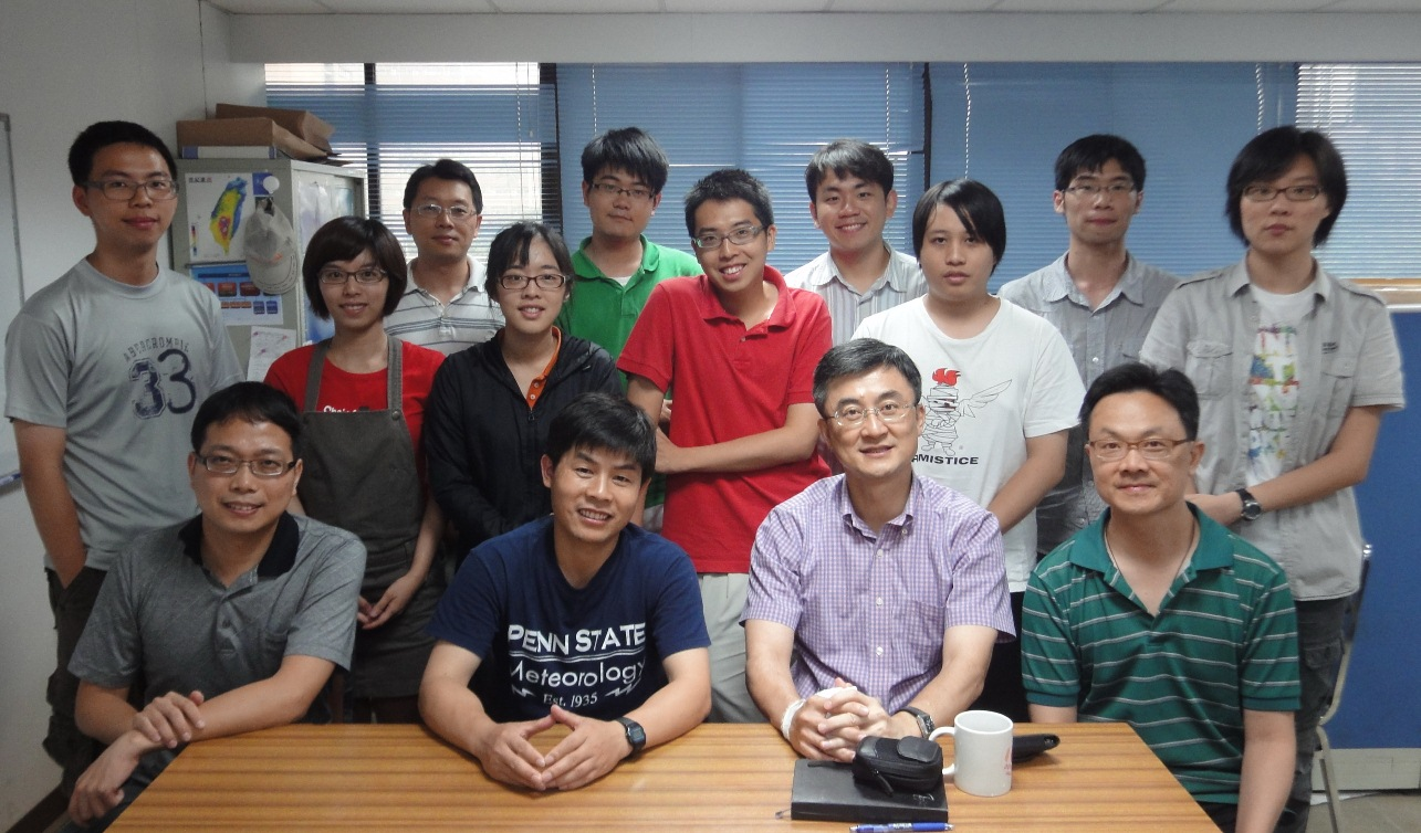 20120612 Prof. Fuqing Zhang and TDRC